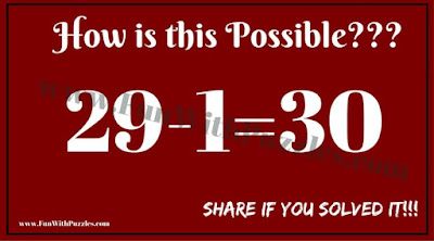 Out of Box Maths Brain Teaser which will twist your mind