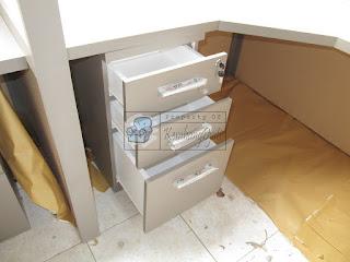 Meja Partisi Kantor Cubicle Workstation Kirim Luar Jawa - Furniture Semarang