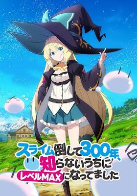 Manga: Anunciada la adaptación anime de Slime Taoshite 300-nen de Kimetsy Morita