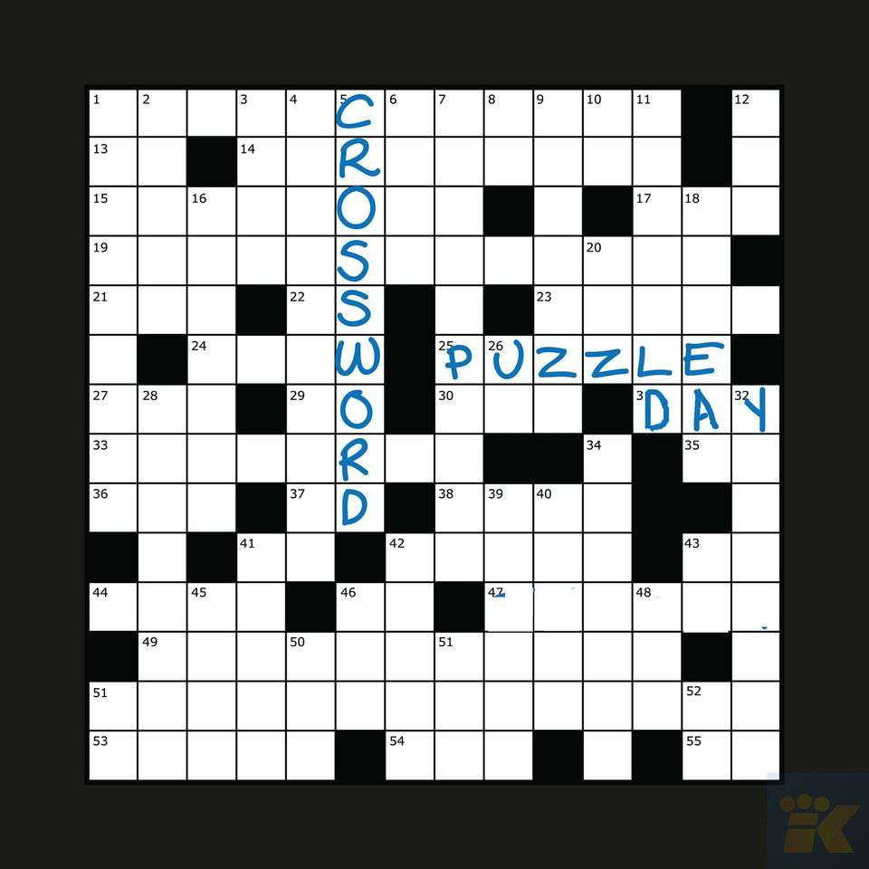 National Crossword Puzzle Day Wishes Pics