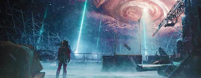 Top Action Movies of 2019-The Wandering Earth