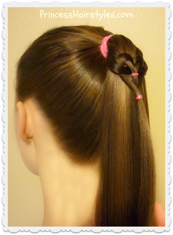 Wondrous Hairstyles For Girls Princess Hairstyles Hairstyles For Men Maxibearus