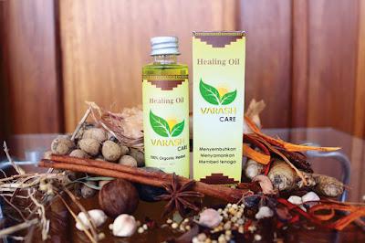 Minyak Varash Care Hangat Dan Sangat Nyaman Digunakan 2