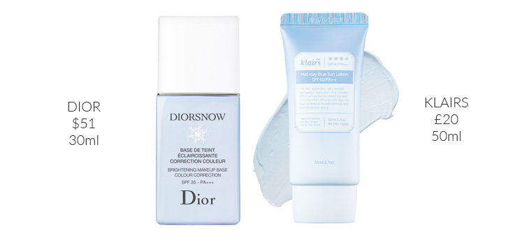 korean-skincare-dupes-diorsnow-base-de-teint