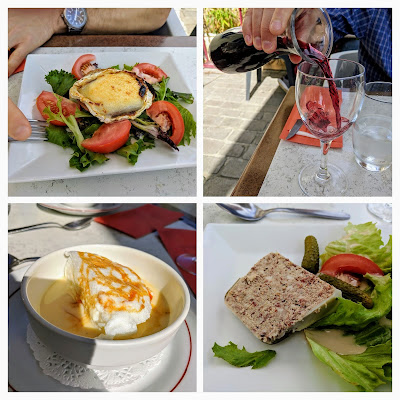 Medoc Wine Tour: Lunch in Pauillac