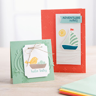 Stampin' Up! Swirly Bird + Swirly Scribbles Dies (on sale until 1-3-17) #stampinup www.juliedavison.com