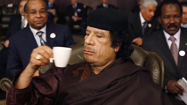 """Primo de Gaddafi: """"Occidente inundó Libia de criminales y ahora debe liberarla"""""""