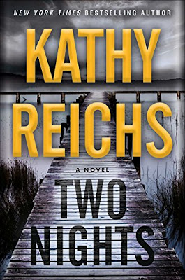 Two Nights by Kathy Reichs (Book cover)