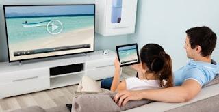 Cara Menyambungkan HP ke TV Tanpa Kabel atau Dengan Kabel