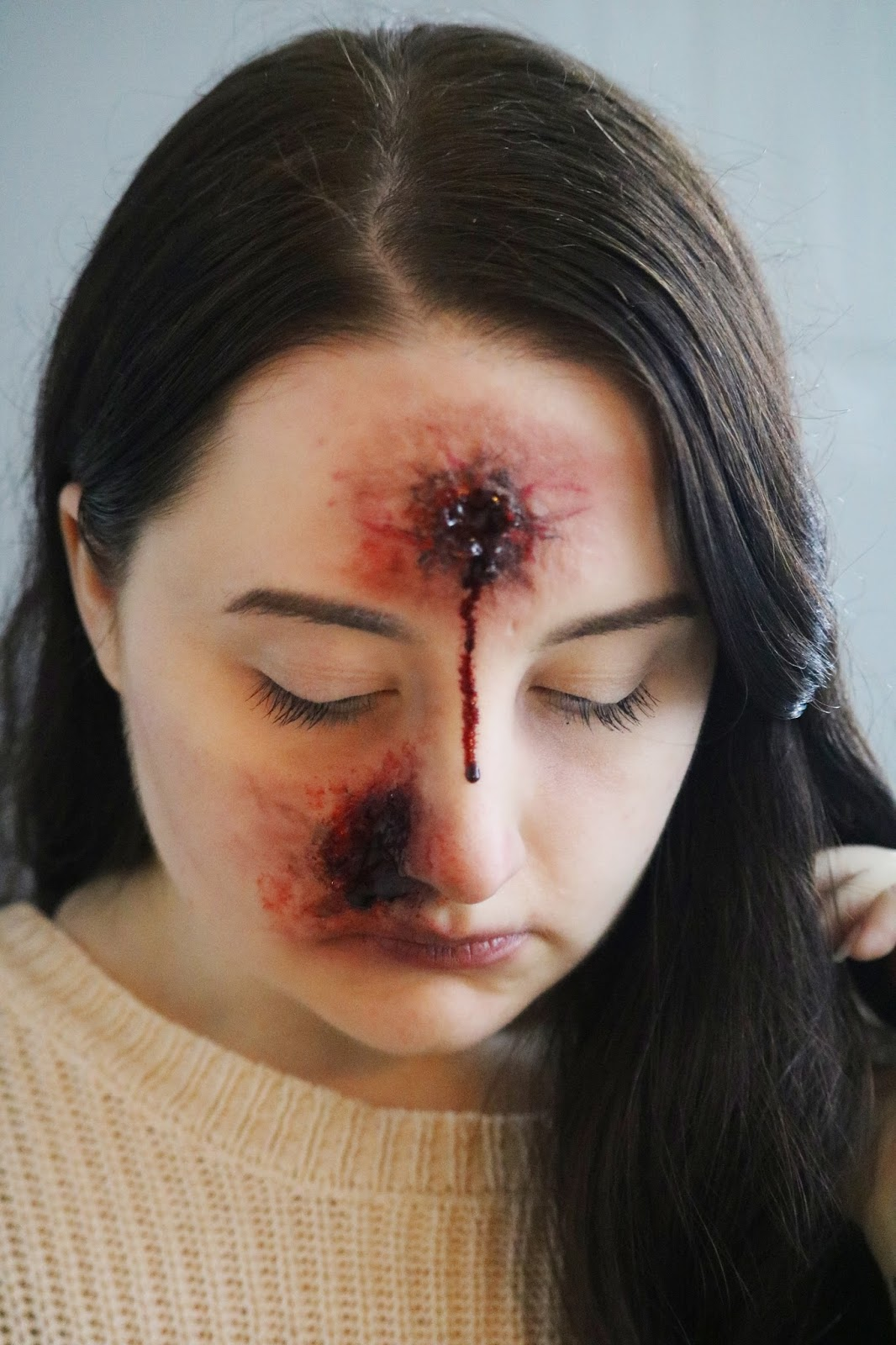 Halloween Look: Gore ft. The Makeup Armoury