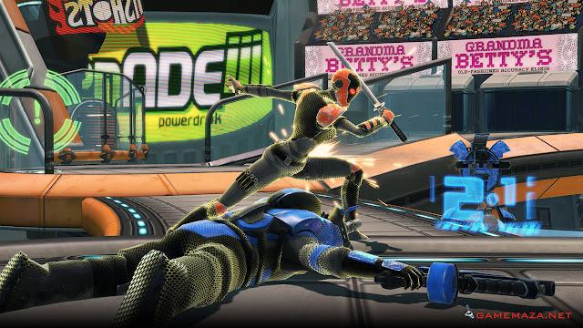 Monday Night Combat Gameplay Screenshot 1