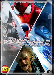 El Sorprendente Hombre Araña 2: La Amenaza de Electro (2014) DVDRIP LATINO