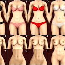 BBWVR2 Body Style Reference