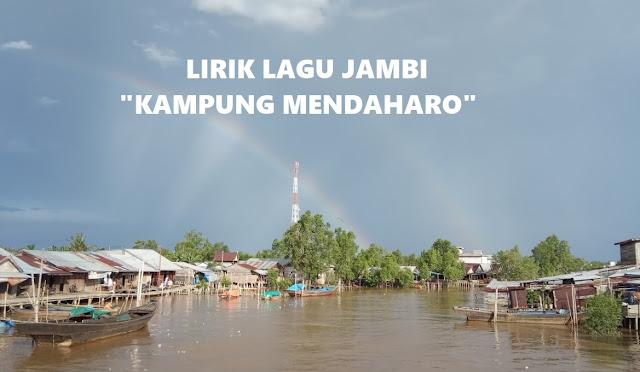 Kampung Mendaharo