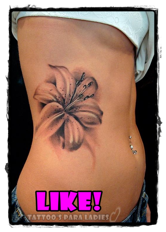 Orchid Flower Tattoo: Tattoo's Para Ladies: Here Some Nice Tattoos For Ladies