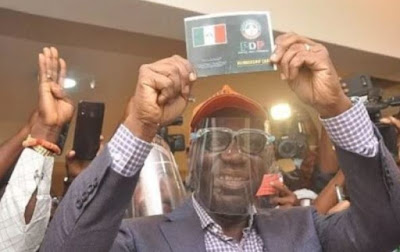 People Of Edo State Told Tinubu, Oshiomole and Godfatherism In The State To FEM!!! (Video)
