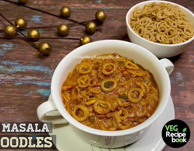 Saffola Oodles Recipes