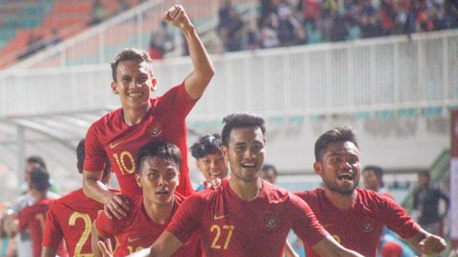 Daftar 20 Pemain Timnas U-23 SEA Games Tanpa Satu Pun Pemain Persib