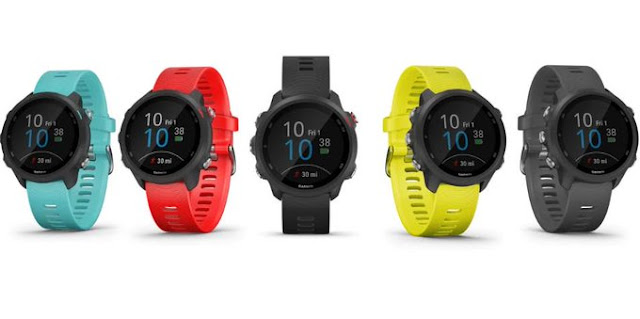 Garmin launched flagship smartwatches Forerunner 245 and Forerunner 245 Music