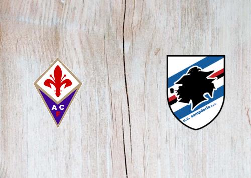 Fiorentina vs Sampdoria -Highlights 02 October 2020