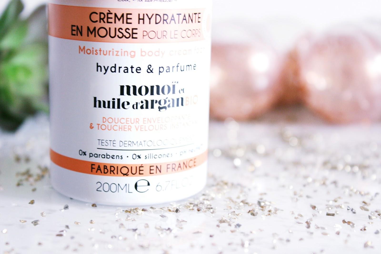 Mousse Hydratante Energie Fruit