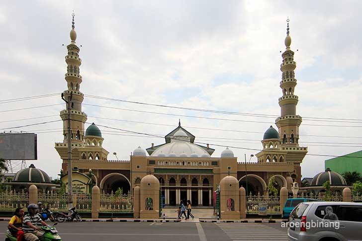 masjid agung purbalingga