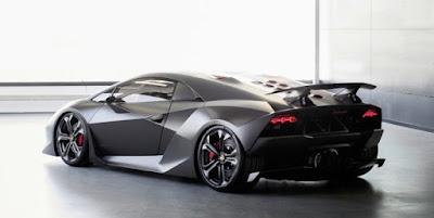 Sesto Elemento - Greatest Lamborghini Models