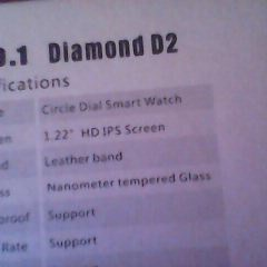 Análise Smartwatch No.1 D2 32
