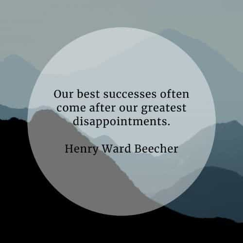 Disappointment quotes that'll help you in handling them
