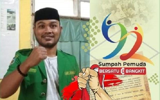 Ketua GP Ansor Kep. Selayar Mengajak Seluruh Pemuda Bersatu dan Bangkit Melawan Covid-19