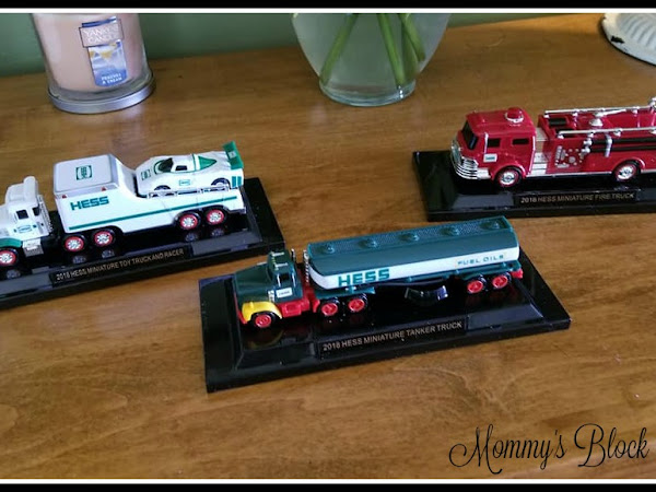 Celebrate the 85th Anniversary of HESS with the 2018 HESS Toy Truck Mini Collection #MBPSummerFun18