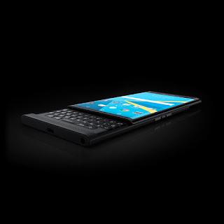 BlackBerry PRIV Si Seksi Wujud Baru Android Masa Kini