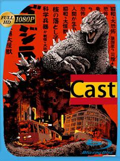 Godzilla (1954) HD [1080p] Castellano [GoogleDrive] SilvestreHD