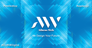 Athens Web - Website Design