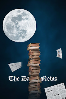 New Book Stock Photo