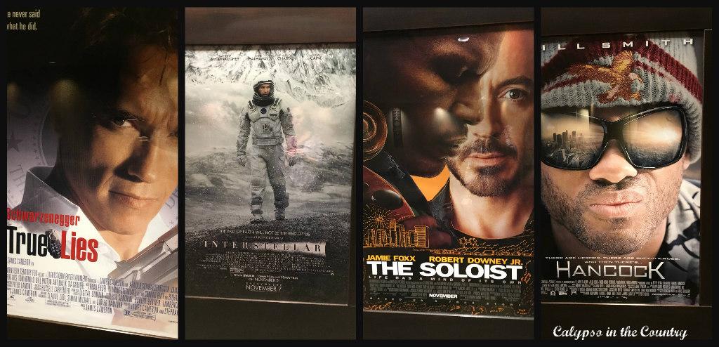 Movies that used Westin Bonaventure as location