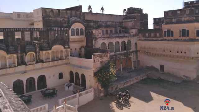 mandawa fort mandawa jhunjhunu