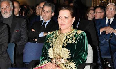 الأميرة الجليلة للا حسناء تترأس مجلس إدارة مؤسسة محمد السادس لحماية البيئة