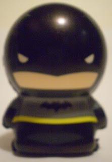 Front of Batman Foamie