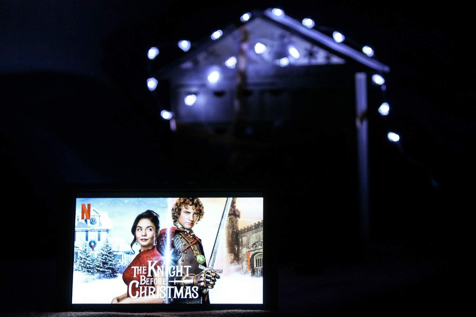 Świąteczny Rycerz Netflix opinie