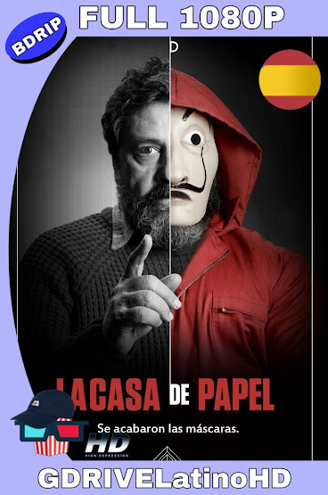 La Casa De Papel Temporada 2 BDRIP 1080P MKV