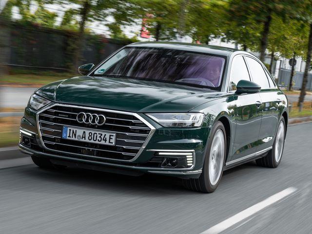 سعر ومواصفات سيارة أودي a8 2021 الجديدة Audi a8