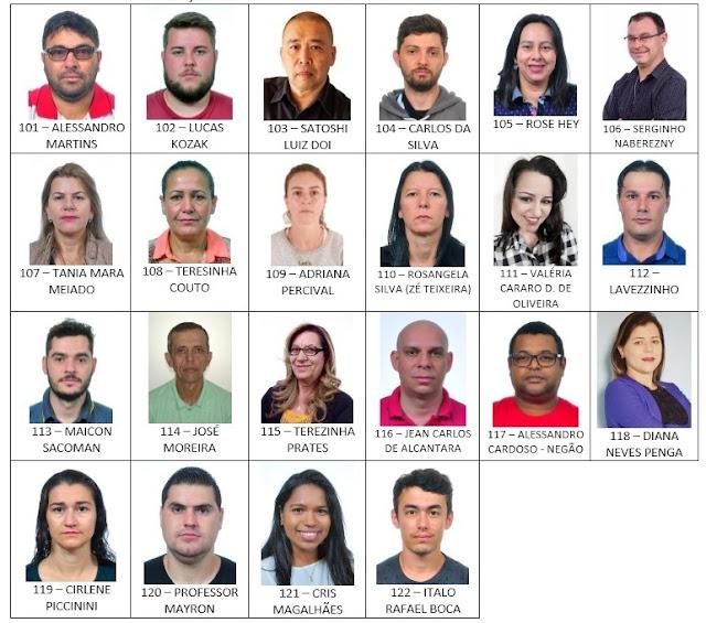 CMDCA divulga lista dos candidatos ao cargo de conselheiro tutelar de Roncador