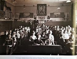 Szkoła Powszechna w Krakowie 1933