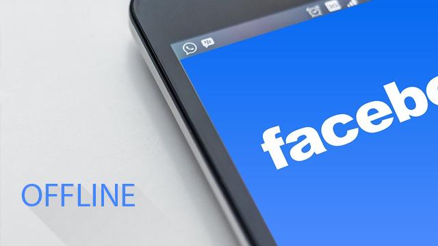 Cara Agar Facebook Offline Terus Walaupun Sedang Online