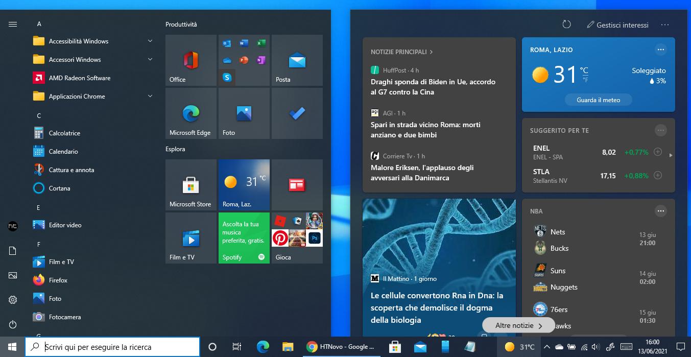 Casella di Ricerca (ex Cortana) bianca; anomalia in Windows 10 | Aggiornato
