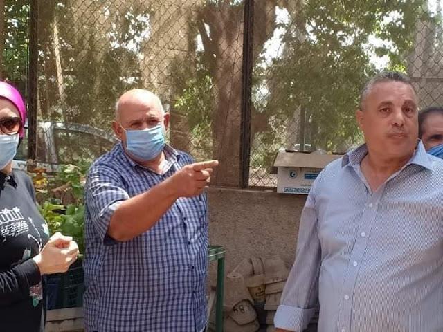 """""""الزراعة"""" تعلن حصاد معهد بحوث امراض النباتات خلال اغسطس الماضي"""