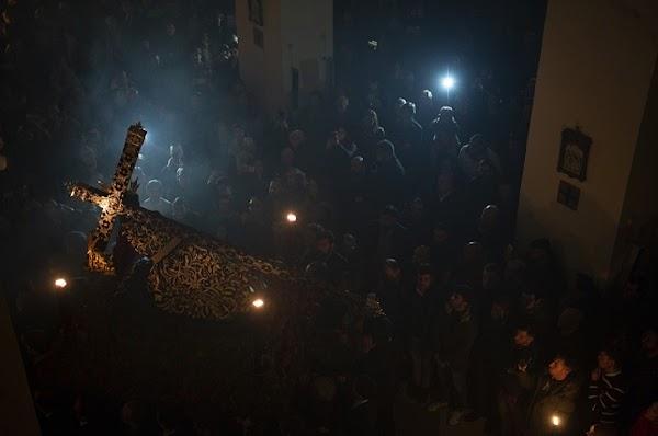 El traslado del Señor de las Penas de Sevilla será de manera privada