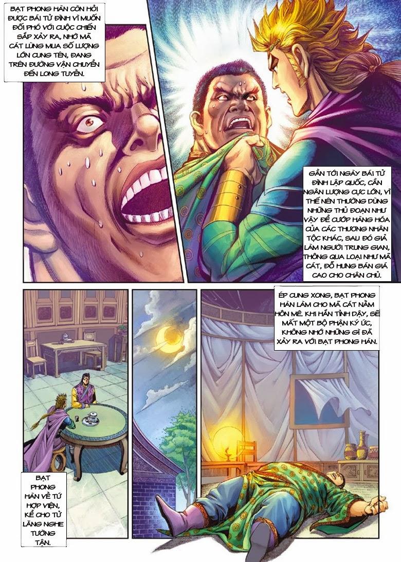 Đại Đường Song Long Truyện chap 150 - Trang 30