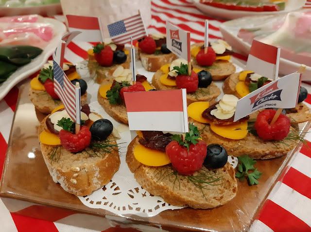 Canape, kuliner Amerika (2)